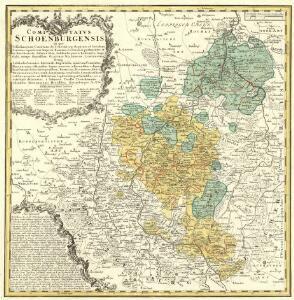 Comitatvs Schoenburgensis