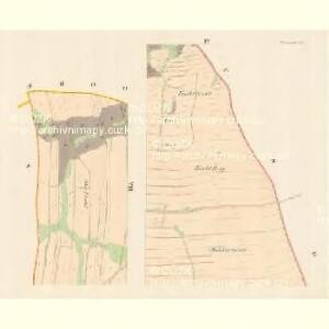 Kunewald - m1433-2-004 - Kaiserpflichtexemplar der Landkarten des stabilen Katasters