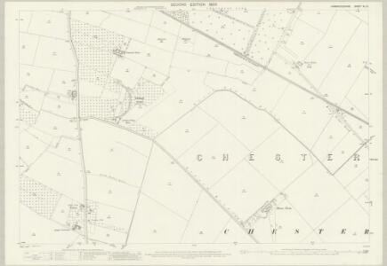 Cambridgeshire XL.10 (includes: Cambridge; Impington; Milton) - 25 Inch Map