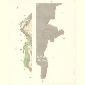 Neueigen (Nowawes) - m2042-1-008 - Kaiserpflichtexemplar der Landkarten des stabilen Katasters