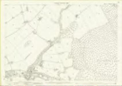 Ross-shire, Sheet  100.05 - 25 Inch Map
