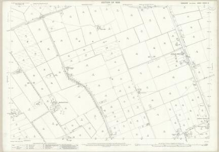 Yorkshire CCXXIII.12 (includes: Gilberdyke; Holme Upon Spalding Moor; Newport) - 25 Inch Map