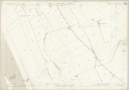 Yorkshire CXLIII.6 (includes: Kirby Grindalythe; Wharram) - 25 Inch Map