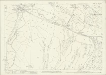 Sussex XLV.11 (includes: Icklesham; Rye; St Thomas The Apostle Winchelsea) - 25 Inch Map