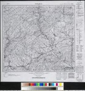 Meßtischblatt 3496 : Birkenfeld (West), 1937
