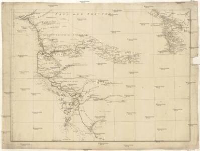 [Specialkarte der West-Küste von Africa von Cabo Blanco bis Cabo Verga nebst dem Lauf der Flüsse Senegal und Gambia]