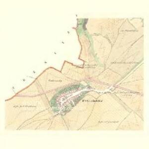 Przaslawitz - m2442-1-004 - Kaiserpflichtexemplar der Landkarten des stabilen Katasters