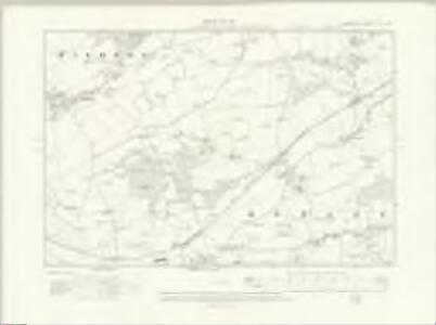 Hampshire & Isle of Wight XLII.NE - OS Six-Inch Map