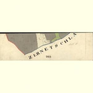 Meinetschlag - c4437-1-008 - Kaiserpflichtexemplar der Landkarten des stabilen Katasters
