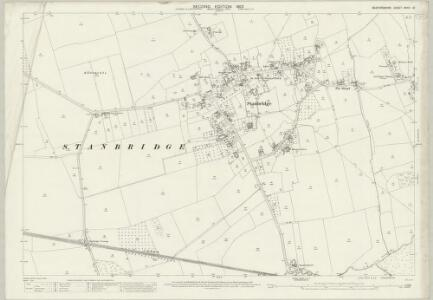 Bedfordshire XXVIII.16 (includes: Stanbridge; Tilsworth; Totternhoe) - 25 Inch Map