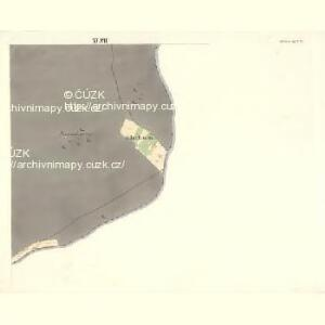 Ostrawitz - m2189-1-043 - Kaiserpflichtexemplar der Landkarten des stabilen Katasters