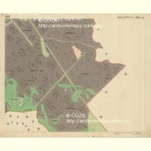 Lunderburg - m0243-1-023 - Kaiserpflichtexemplar der Landkarten des stabilen Katasters