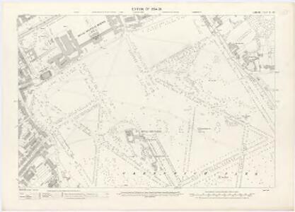London XII.22 - OS London Town Plan
