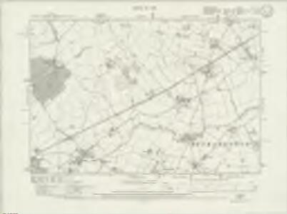 Shropshire IX.NE - OS Six-Inch Map