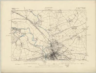 Shropshire LXXVIII.NW - OS Six-Inch Map