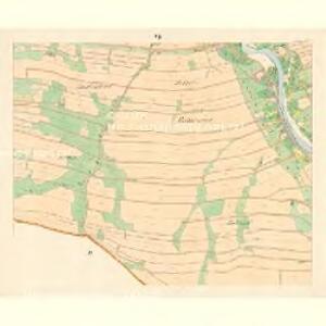 Schönau (Schenow) - m3017-1-006 - Kaiserpflichtexemplar der Landkarten des stabilen Katasters