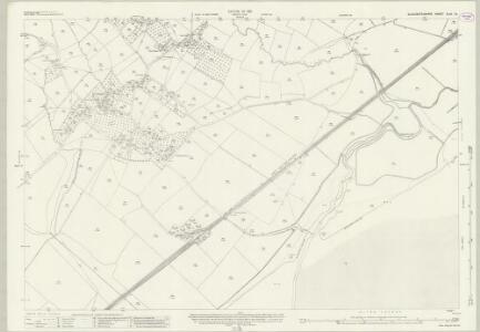 Gloucestershire XLVII.13 (includes: Alvington; Aylburton; Woolaston) - 25 Inch Map