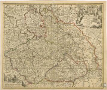 Regnum Bohemiae...Ducatus Silesiae Marchionatus Moraviae et Lusatiae...