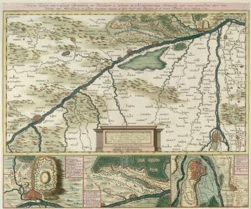 Nieuwe Kaart, van t'Land Donawert, en Hochstett &c.