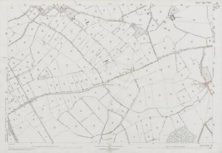 Somerset LXXXV.5 (includes: Henstridge; Stalbridge) - 25 Inch Map