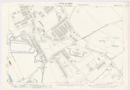 London Town Map.London Xiv 9 Os London Town Plan