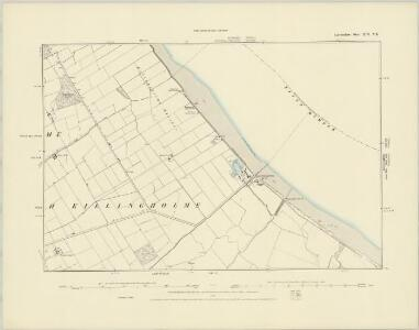 Lincolnshire XIII.NW - OS Six-Inch Map
