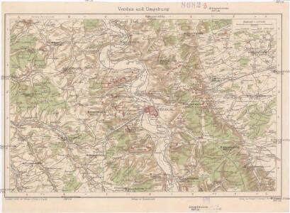 Verdun und Umgebung