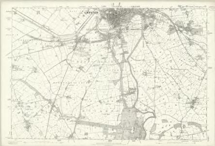 Flintshire XV - OS Six-Inch Map