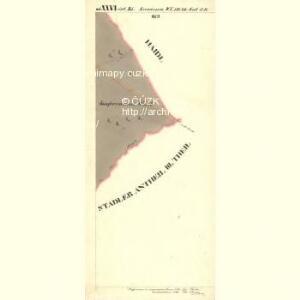 Seewiesen - c2788-2-032 - Kaiserpflichtexemplar der Landkarten des stabilen Katasters