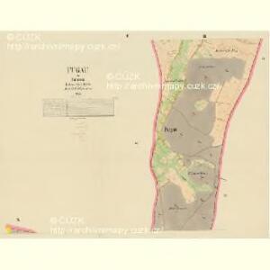 Fugau - c1698-1-002 - Kaiserpflichtexemplar der Landkarten des stabilen Katasters