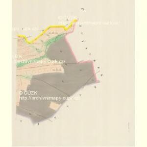 Wegrow - c8930-1-005 - Kaiserpflichtexemplar der Landkarten des stabilen Katasters