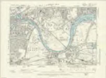 London X.NW - OS Six-Inch Map