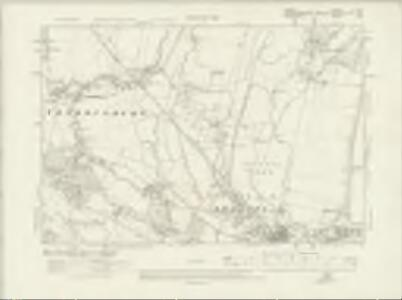 Surrey V.NW - OS Six-Inch Map