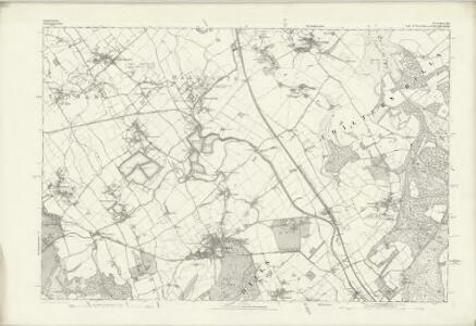 Hertfordshire XXI - OS Six-Inch Map
