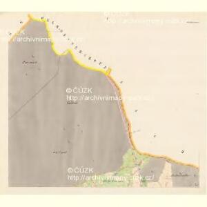 Schönborn - c7497-2-002 - Kaiserpflichtexemplar der Landkarten des stabilen Katasters