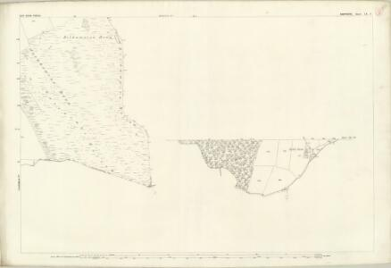Hampshire and Isle of Wight LX.11 (includes: Buriton; Clanfield; East Meon) - 25 Inch Map