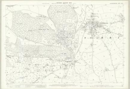 Gloucestershire XLVI.3 (includes: St Briavels) - 25 Inch Map