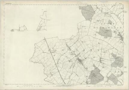 Buckinghamshire II (inset III) - OS Six-Inch Map