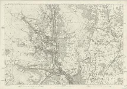 Monmouthshire XV - OS Six-Inch Map