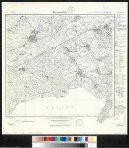 Meßtischblatt 3374, 3412 : Langenselbold, 1934
