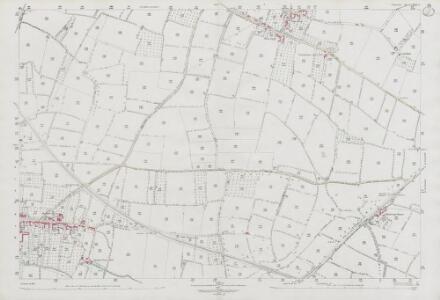 Somerset LXXXII.6 (includes: Ash; Martock; Tintinhull) - 25 Inch Map
