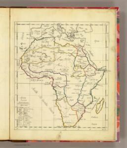 Africa, Mediterranean.