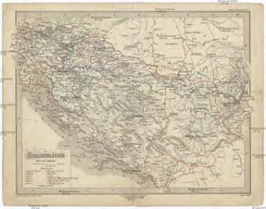 Die Südslavenländer