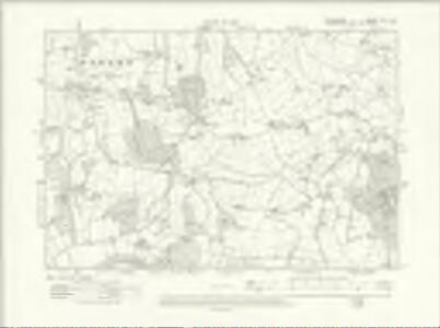 Flintshire XXV.NE - OS Six-Inch Map