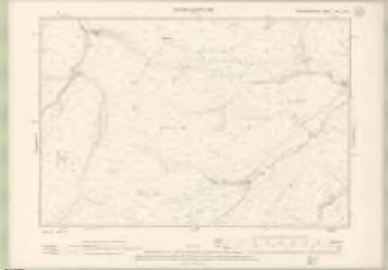 Roxburghshire Sheet XXXI.SW - OS 6 Inch map