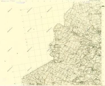 III. vojenské mapování 4049/3