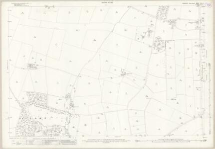 Yorkshire XIV.14 (includes: Aldbrough; Manfield; Stanwick St John) - 25 Inch Map