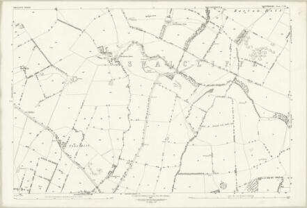 Oxfordshire V.13 (includes: Shutford; Sibford Ferris; Sibford Gower; Swalcliffe) - 25 Inch Map