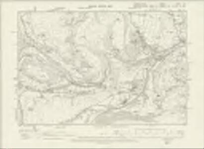 Denbighshire XXXIV.SW - OS Six-Inch Map
