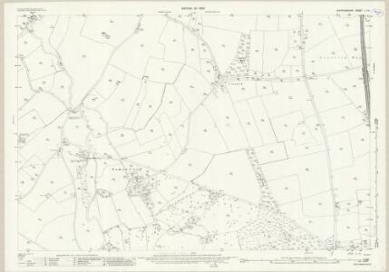 Staffordshire L.14 (includes: Brewood; Penkridge) - 25 Inch Map